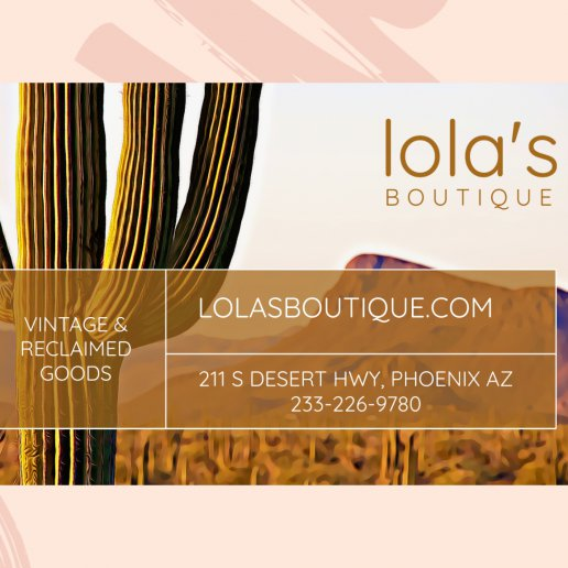artsy business card featured image