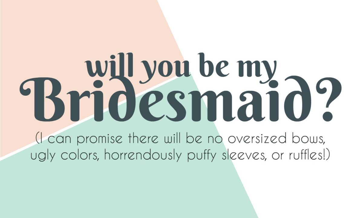 messages for will you be my bridesmaid cards