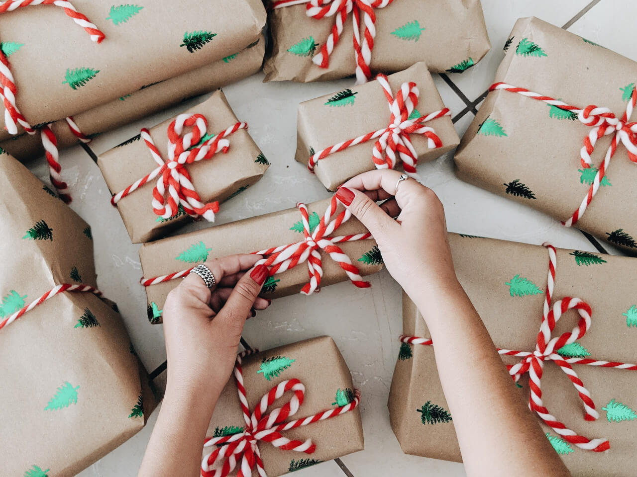 holiday gift wrapping ideas 2019