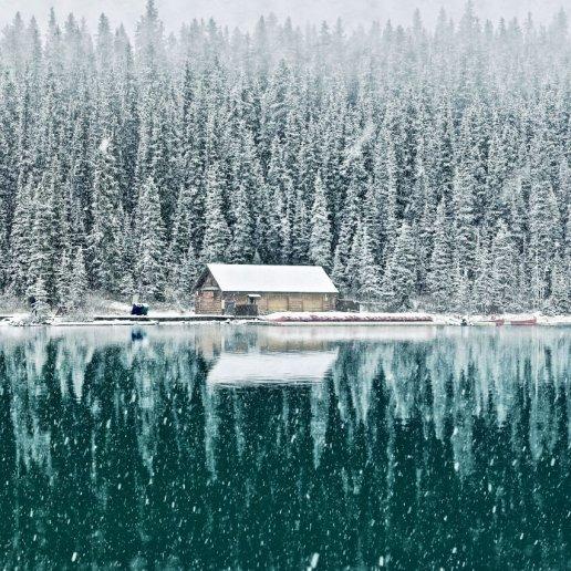 Winter photo effects by BeFunky